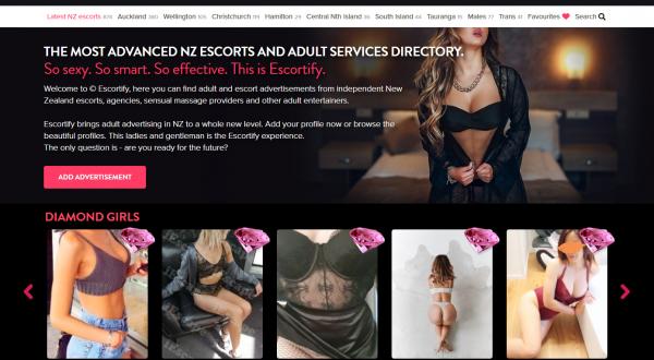escortify escorts