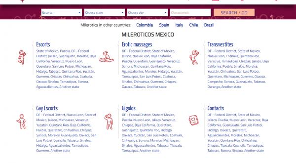 Escorts of Mexico, Where English Speaking Gentlemen Meet Latina Girls